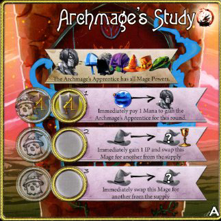 Archmage's Study [Side A] (1, 3)